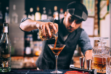 become a bartender