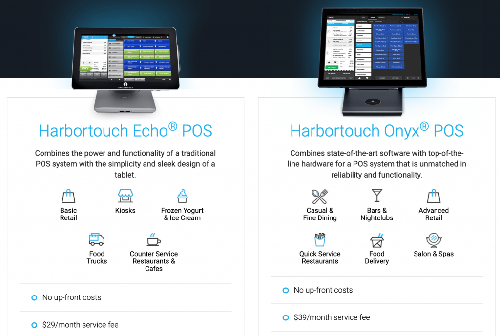 harbortouch pricing